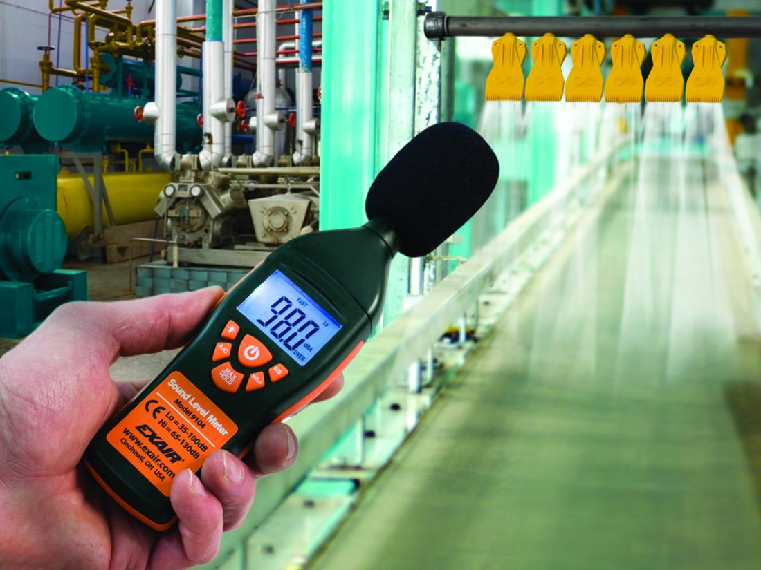 FONOMETRO DIGITAL SOUND LEVEL METER